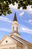 Iglesia del país viejo Fotos de archivo libres de regalías