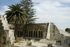 Iglesia del padrenuestro Noster, Jerusalén Fotografía de archivo