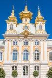 Iglesia del palacio Foto de archivo