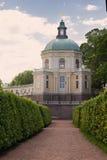 Iglesia del palacio de Menshikov Foto de archivo libre de regalías