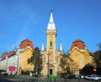 Iglesia del pedido de los monjes de Piarist fotos de archivo