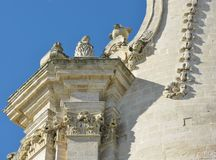 Iglesia del purgatorio Imagen de archivo