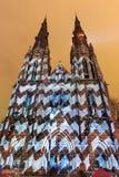 Iglesia del RESPLANDOR Foto de archivo libre de regalías
