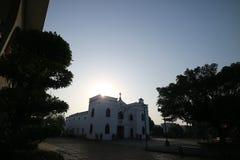 Iglesia del rey divino Imágenes de archivo libres de regalías