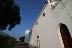 Iglesia del rey divino Imagen de archivo