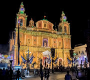 Iglesia del ` s de San José fotografía de archivo libre de regalías