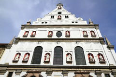 Iglesia del ` s de San Miguel, Munich Foto de archivo libre de regalías