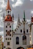 Iglesia del ` s de San Pedro en Munich Fotografía de archivo libre de regalías