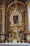 Iglesia del ` s de San Pedro en Munich, Alemania, 2015 Fotografía de archivo libre de regalías