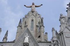 Iglesia del Sagrat Cor royaltyfria bilder