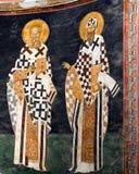 Iglesia del salvador santo en Chora en Estambul, Turquía Imagen de archivo