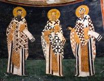 Iglesia del salvador santo en Chora en Estambul, Turquía Fotos de archivo libres de regalías
