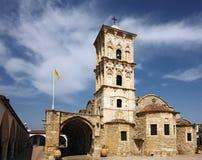 Iglesia del santo Lazarus Foto de archivo libre de regalías