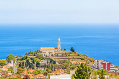 Iglesia del sao Martín, Funchal, Madeira Fotos de archivo