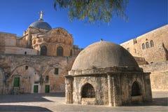 Iglesia del sepulcro santo Fotografía de archivo libre de regalías
