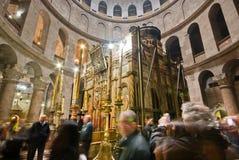 Iglesia del sepulcro santo Imágenes de archivo libres de regalías