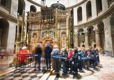 Iglesia del sepulcro santo Fotos de archivo libres de regalías