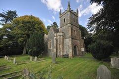 Iglesia del St. Adelines Fotografía de archivo