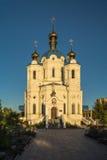 Iglesia del St Alexander Nevsky fotografía de archivo libre de regalías