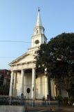 Iglesia del St Andrew's, Kolkata fotos de archivo libres de regalías