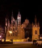 Iglesia del St. Anne Foto de archivo libre de regalías