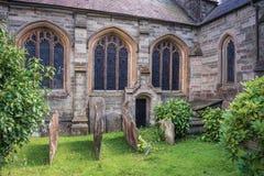 Iglesia del St Eustachius - Tavistock, Inglaterra, Reino Unido Foto de archivo
