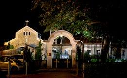 Iglesia del St Josephs fotografía de archivo