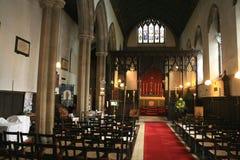 Iglesia del St. Marys en Lincoln Reino Unido Foto de archivo libre de regalías