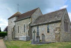 Iglesia del St Marys Sullington sussex Reino Unido fotos de archivo libres de regalías