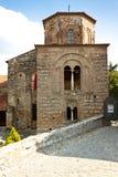 Iglesia del St. Sofía en Ohrid. Imágenes de archivo libres de regalías