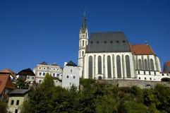 Iglesia del St. Vitus fotos de archivo
