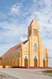 Iglesia del St. Willibrordus en Curaçao, Países Bajos imagenes de archivo