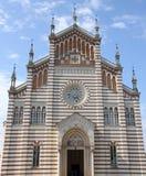 Iglesia del sul Brenta del piazzola en Italia Imagen de archivo