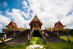 Iglesia del templo Imagen de archivo