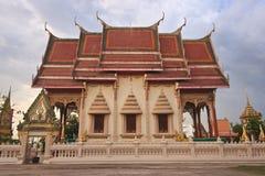 Iglesia del templo. Fotografía de archivo