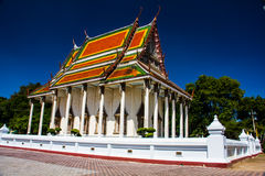 Iglesia del templo Foto de archivo libre de regalías