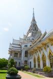 Iglesia del templo tailandés Imagen de archivo libre de regalías