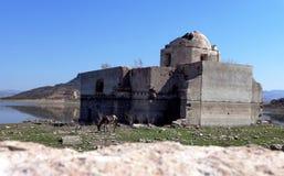 Iglesia del Zangarro Royalty-vrije Stock Foto's