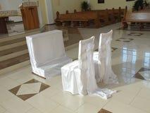 Iglesia dentro de 2 Fotografía de archivo libre de regalías