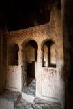Iglesia dentro de la cueva Foto de archivo libre de regalías