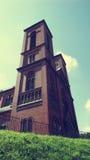 Iglesia desconocida en Polonia meridional Fotografía de archivo libre de regalías