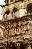 Iglesia detallada Imagenes de archivo