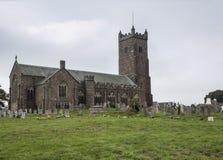 Iglesia Devon de Mortenhampstead Foto de archivo libre de regalías