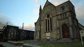 Iglesia en Albany Australia metrajes