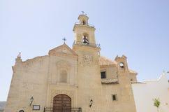 Iglesia en Antequera Imagen de archivo