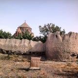 Iglesia en Armenia Imágenes de archivo libres de regalías