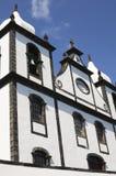Iglesia en Azores Fotos de archivo