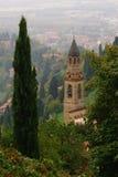 Iglesia en Bérgamo Fotos de archivo libres de regalías