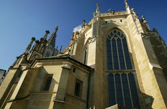 Iglesia en Berna Imágenes de archivo libres de regalías