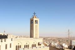 Iglesia en Bethlehem imágenes de archivo libres de regalías